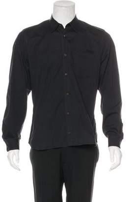 Prada Sport Woven Dress Shirt