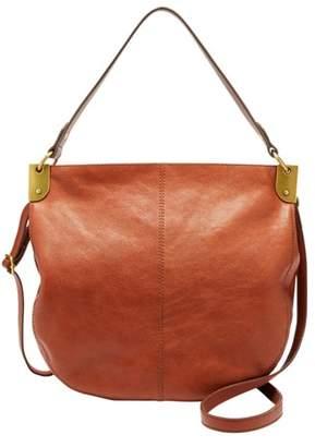 Fossil Eisley Hobo Handbag Brandy