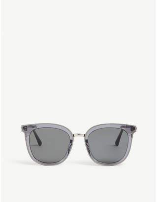 Gentle Monster Slow Slowly square-frame sunglasses