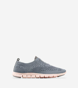 Cole Haan Women's ZERØGRAND Wingtip Oxford with StitchliteTM