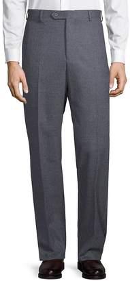 Zanella Men's Todd Textured Dress Pants