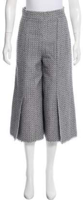 Proenza Schouler Cropped Tweed Culottes w/ Tags