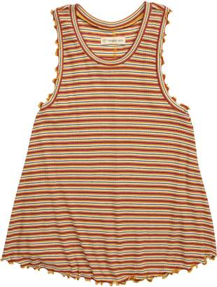 Tucker + Tate Frilly Stripe Tank