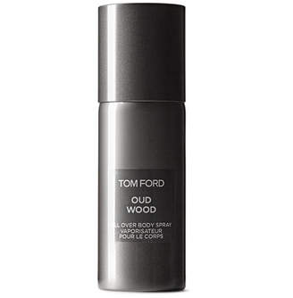 Tom Ford Oud Wood All-Over Body Spray, 150ml - Men - Colorless