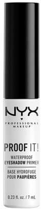 NYX Proof It Eyeshadow Primer - 0.23 fl oz