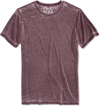 Univibe Men's Burnout T-Shirt $24 thestylecure.com