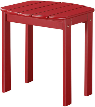Linon Adirondack End Table