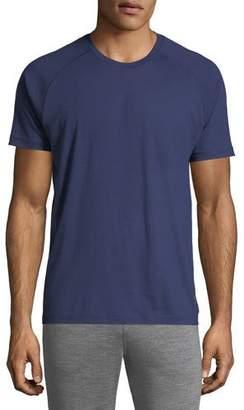 Z Zegna 2264 Z Zegna Crewneck Raglan-Sleeve T-Shirt