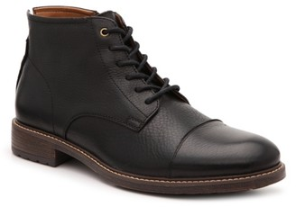 Aston Grey Ybiawen Cap Toe Boot