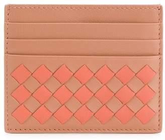 Bottega Veneta woven cardholder