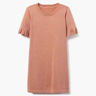 Gymboree Metallic Sweater Dress