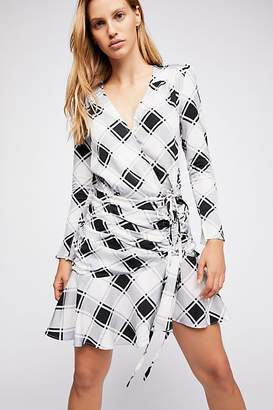 Style Mafia Emama Plaid Dress