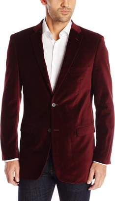 U.S. Polo Assn. Men's Velvet Blazer