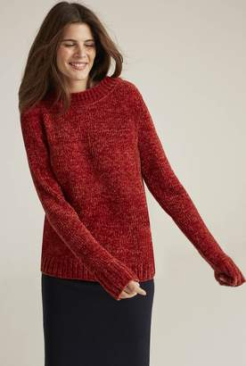 Long Tall Sally Chenille Turtle Neck Sweater