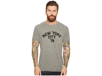 Original Retro Brand The New York City 1978 Vintage Tri-Blend T-Shirt