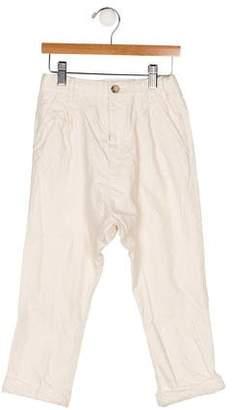 AllSaints Boys' Drop-Crotch Pants