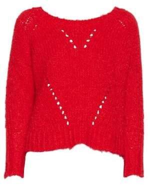 Etoile Isabel Marant Shields Crewneck Sweater