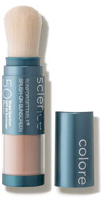 Colorescience Sunforgettable Total Protection Brush-On Shield SPF 50 - Tan