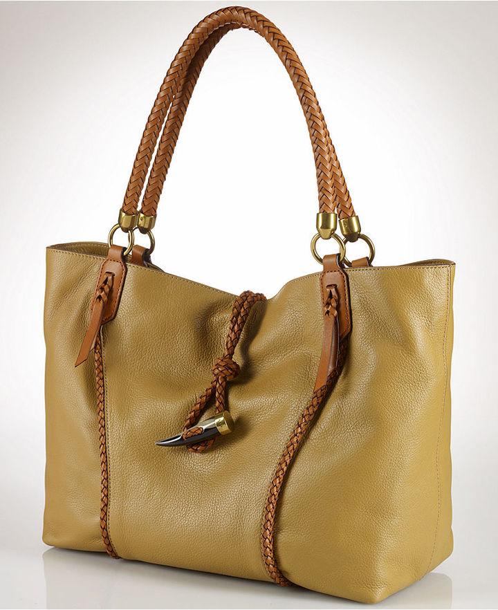 Lauren Ralph Lauren Handbag, Olgevie Tote