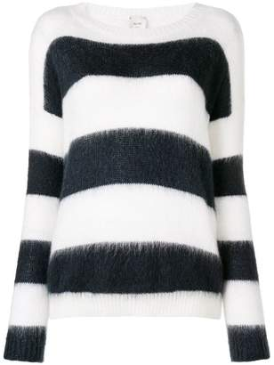 Alysi striped jumper