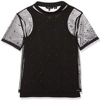 GUESS Girl's Ss T T-Shirt,Manufacturer Size:16