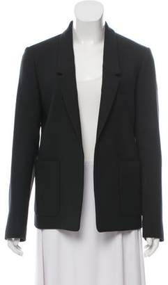 Mauro Grifoni Open Front Notched Lapel Blazer