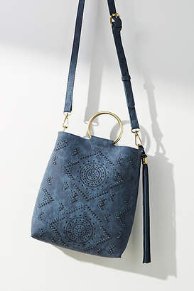Anthropologie Sedona Mini Tote Bag