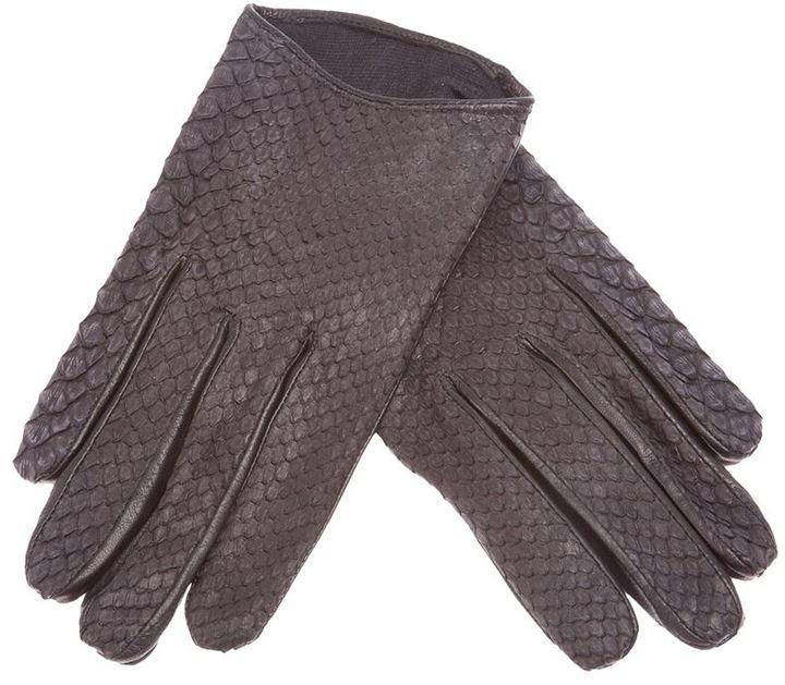 Imoni Snake Print Gloves