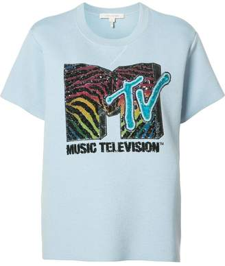 Marc Jacobs MTV branded T-shirt