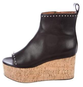 Givenchy Studded Wedge Boots