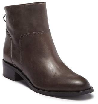 Franco Sarto Brady Leather Zip Boot