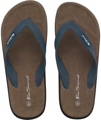 Ben Sherman Dune Sandals Navy