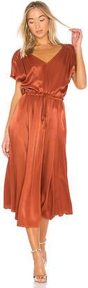 Free People Love and Feeling Midi Dress