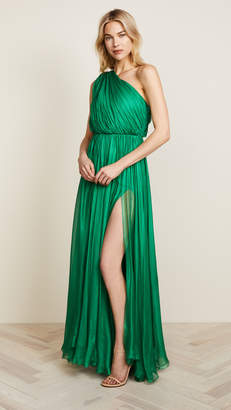 Maria Lucia Hohan Altheda One Shoulder Dress