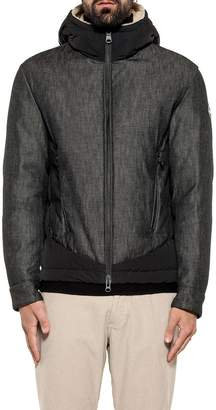 Colmar Black Trends Hooded Jacket
