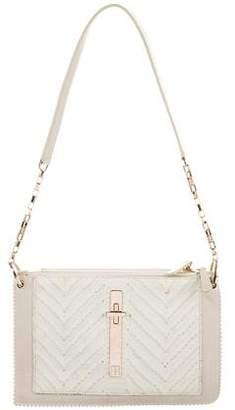 Tamara Mellon Attraction Flap Shoulder Bag