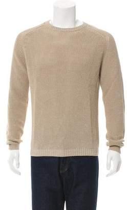 Jeffery Rüdes Linen Crew Neck Sweater w/ Tags
