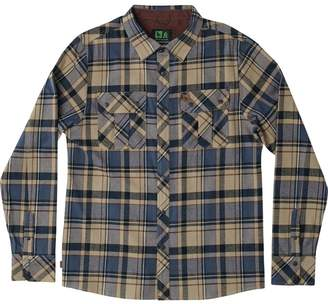 Hippy-Tree Hippy Tree Canyon Flannel - Men's