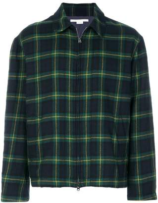 Stella McCartney checked jacket