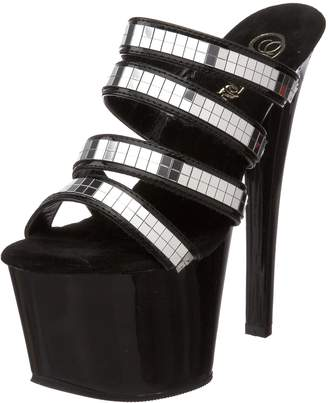 Pleaser USA Women's Sky-304 Platform Sandal