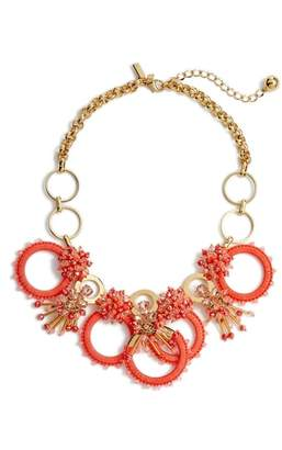 Kate Spade Wrap It Up Statement Necklace