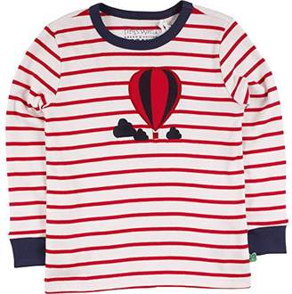 a49cfb9df1 Green Cotton Fred's World by Boy's Balloon Stripe T ...