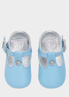 Versace Medusa Baby Shoes
