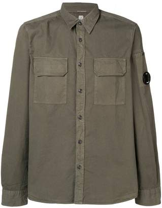 C.P. Company pocket detail shirt