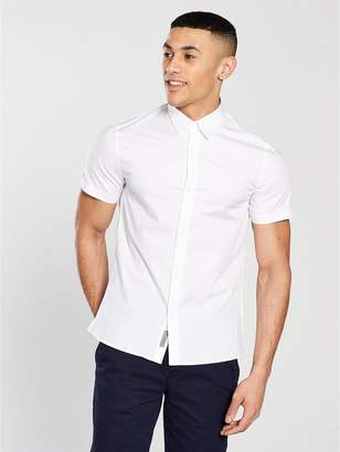 Calvin Klein Jeans Wings Slim Fit Short Sleeved Shirt