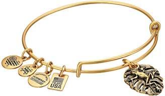 Alex and Ani TEAM USA Frog Bangle Bracelet