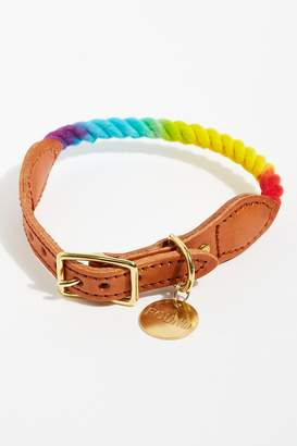 Found My Animal Ombre Rope Dog Collar