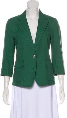 Band Of Outsiders Notch-Lapel Structured Blazer