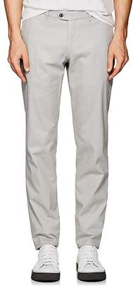Hiltl Men's Cotton Modern-Fit Trousers