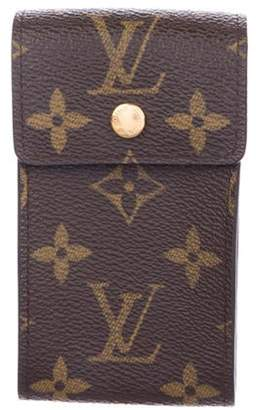 Louis Vuitton Monogram Phone Case Tan Monogram Phone Case